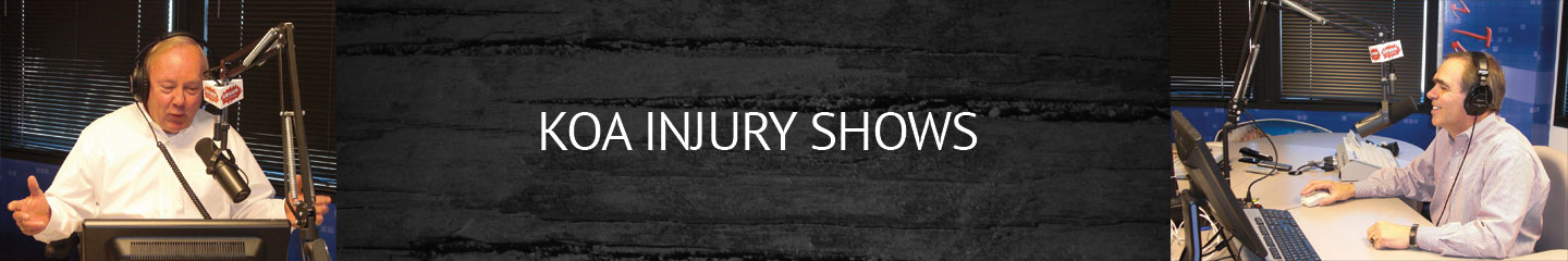 KOA-Injury-Show-Banner