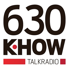 630 KHOW Radio Logo
