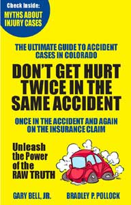 Don't Get Hurt Twice in the Same Accident booklet cover