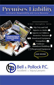 Premises Liability: Landowner Responsibility and Injury Recovery ebook cover